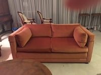 brown fabric 2-seat sofa Washington, 20024