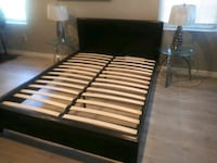 Queen bed frame brand new free delivery Coral Gables, 33134
