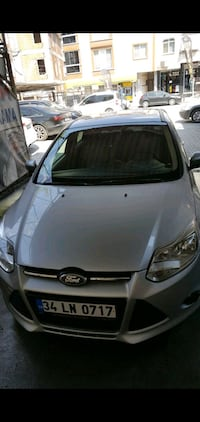 2014 Ford Focus TREND X 1.6TDCI 95PS 4K Tahtakale, 34325