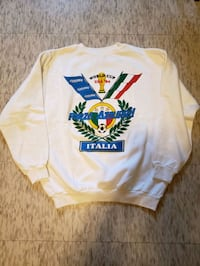 vintage world cup 1994 Italy sweater Toronto, M1L 3K7