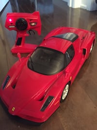 Ferrari remote car
