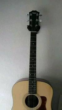 brown and black classical guitar Antelope, 95843