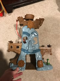 Jake the Pirate Playset Columbia