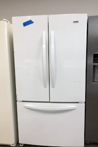 Kenmore French doors refrigerator working perfectly  Bowie, 20715