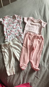 6-12 month baby girl clothes Calgary, T3K 5A2