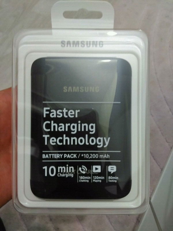 10200 mAH samsung powerbank