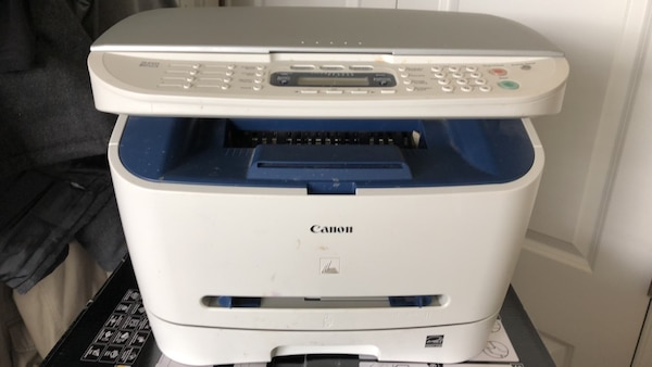 Canon laser B&W printer