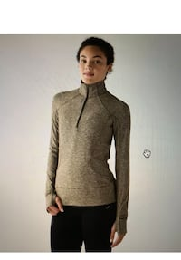 lululemon rush hour long sleeve ~ rulu ~ size 10 ~ retails $108+ Surrey, V4N 6A2