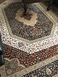 Brand new Brown and black floral area rug Surrey, V4N 7X3