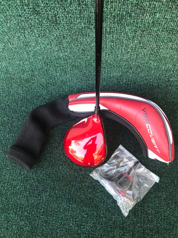Nike VRS Covert Adjustable Flight Golf Driver, Regular Flex