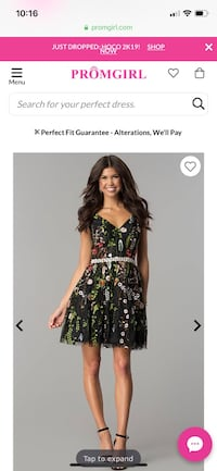 NWT Homecoming dress size 9/10 Greencastle, 17225