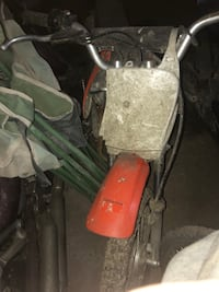 Dirtbike needs a throttle cable looking for $175 text  [TL_HIDDEN]  Milton, 17847