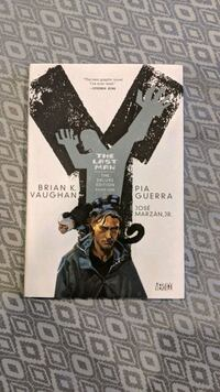 Y: the last man deluxe edition book one  Vaughan