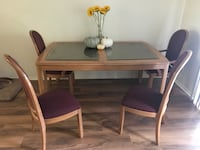 Thomasville table and chairs Oceanside, 92056