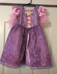 Disney Store Rapunzel Costume Riverview
