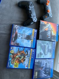 PS4, controllers and games Council Bluffs, 51503