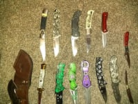knife collection Altoona, 50009