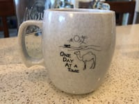 one day at a time camel plastic mug Courtice, L1E