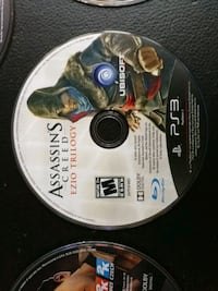 Assassin's Creed Ezio 3 Game Collection !!  London, N5Z 2A4