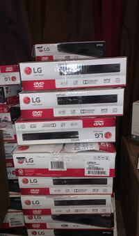 LG DVD Players Malcolm, 68402
