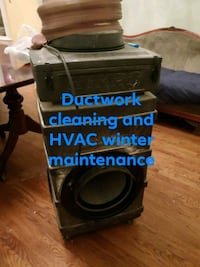 ductwork cleaning Louisville