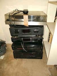 whole stereo unit