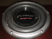 """10"""" Pioneer Sub Woofer! (TS-W258D2) Make me an offer ! Mississauga, L5N"""
