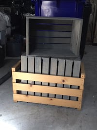 Wooden crates Bowie, 20716