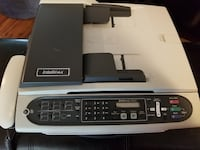 Brother Fax/Copy Machine Gonzales
