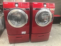 Samsung Washer and Dryer Set electric  New York, 10459