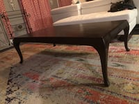 Wood Coffee Table - REDUCED PRICE Troup, 75789