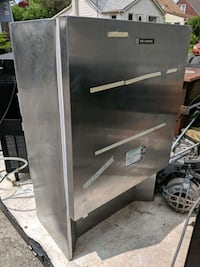 Delaval milk / bar fridge
