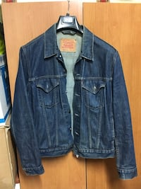 levis giacca di jeans Strauss