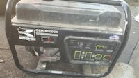 GEH-6000DX Generator low hours Abbotsford, V2T 1T7