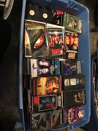 Lot of 200 vhs movies, list available upon request Rio Rancho, 87144