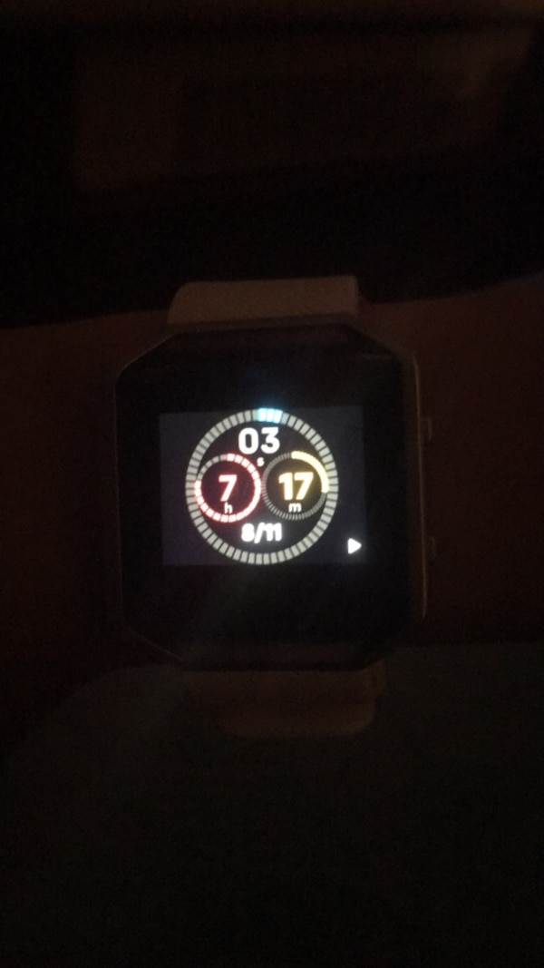 Fitbit blaze bought new have charger