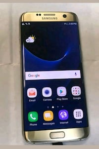 black Samsung Galaxy S7 edge Los Angeles, 90017