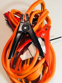 Jumper Cables 12' Booster cables Burnaby, V5A 4W3