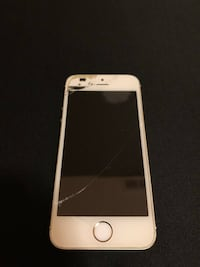 TELUS iPhone 5s As Is - Broken for Parts - Take it as is. Toronto, M8V 0E9