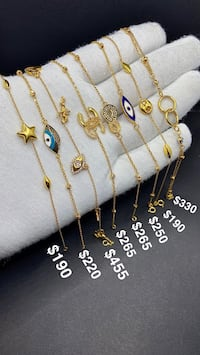 21k gold jewellery