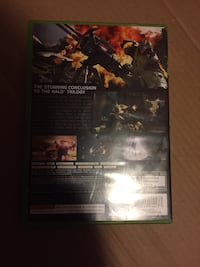 Halo 3 xbox 360 game case Guelph, N1H 1W9