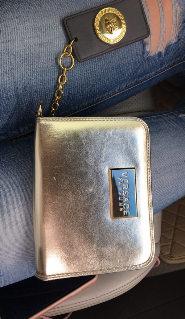 d5ca2aefb5c Used versace wallet for sale in Austin - letgo