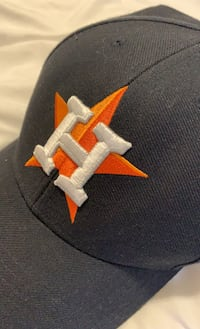 Houston Astros baseball cap