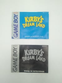 KIRBYS DREAM LAND NINTENDO GAME BOY  Guadalajara