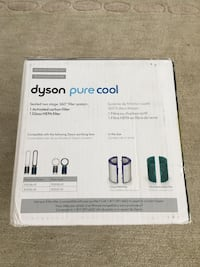 Dyson PureCool Brand New Filter Mississauga, L5M 7C3