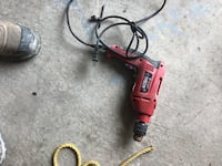 Corded drill  Vaughan, L4H 2R1