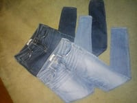 Abercrombie & Fitch Skinny Jeans Size 2   Lancaster, 43130