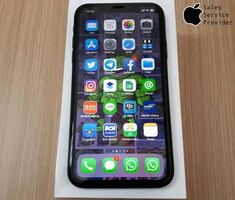 Unlocked iPhone XR Black