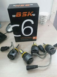 BSK C6 Led headlıght