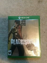 Xbox one Dead Rising 3 case w/game included Evansville, 47712
